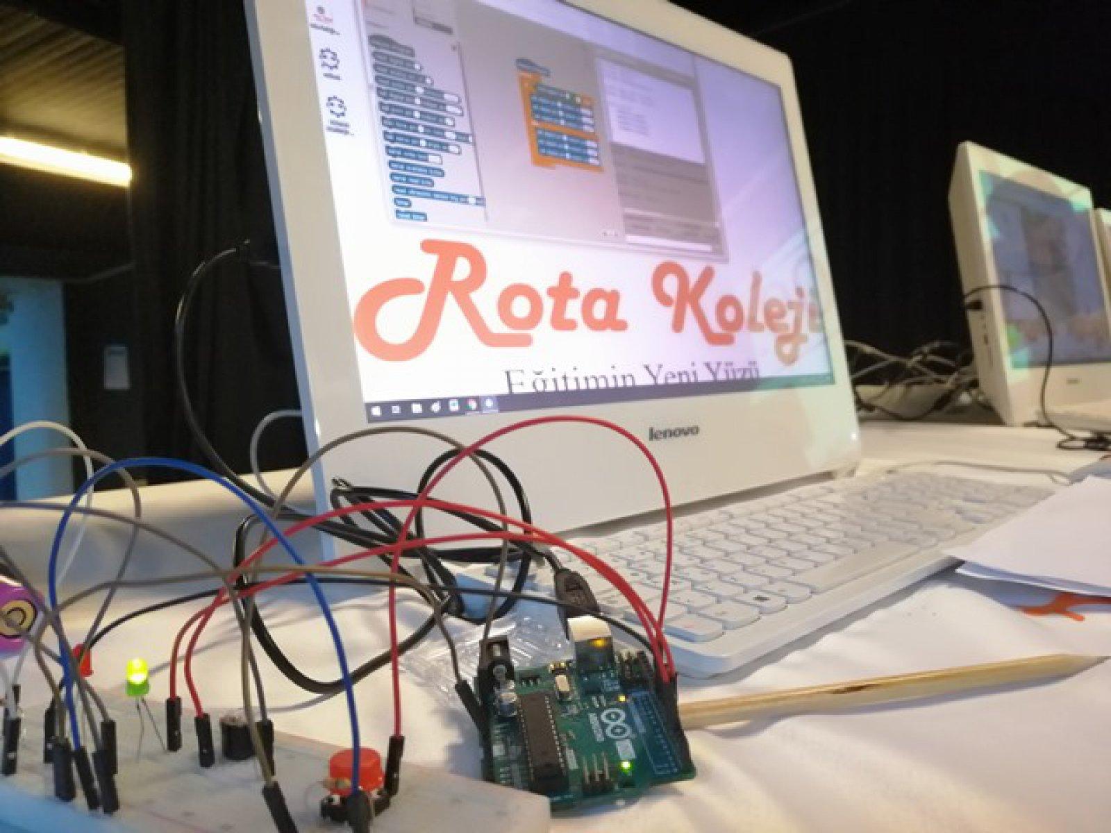 Arduino Anlık Görev Turnuvası