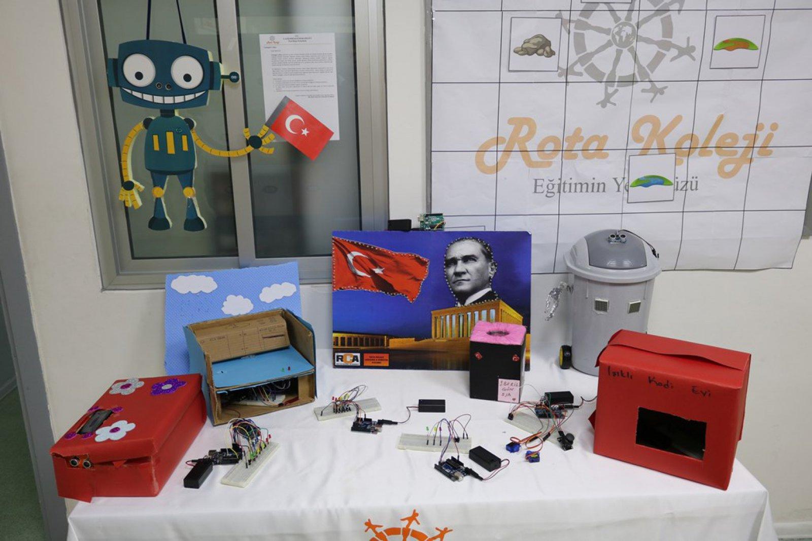 Arduino Kulübü Sergisi