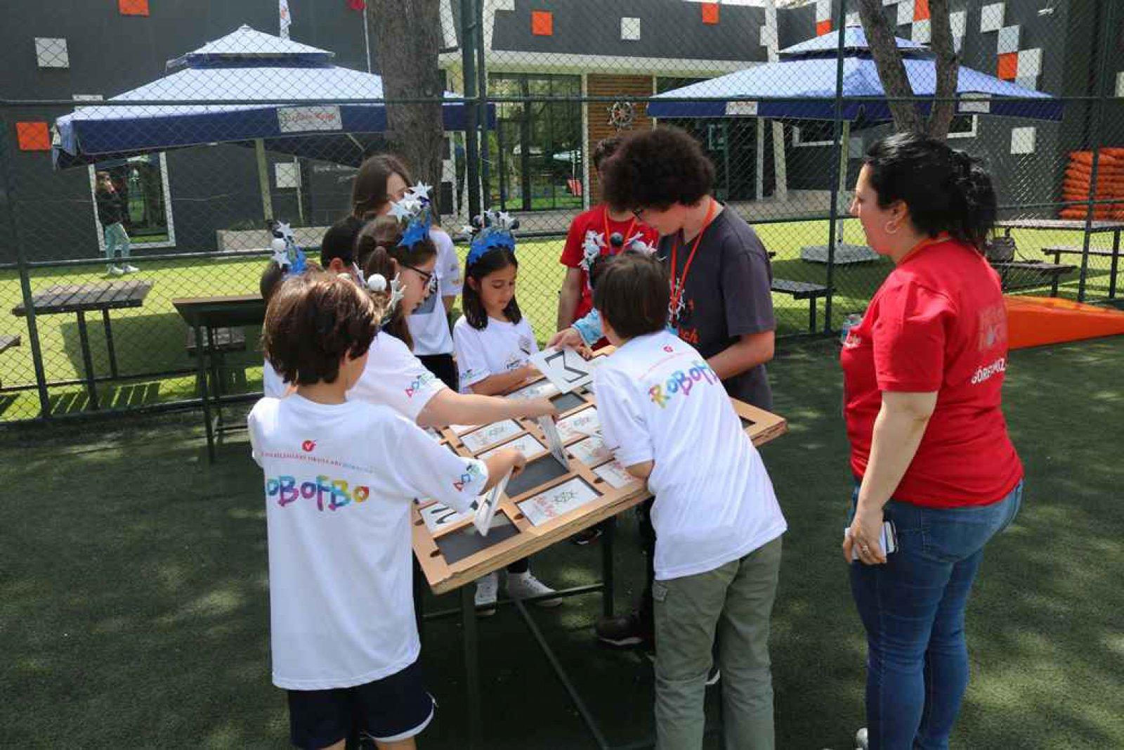 Minik Bilim Kahramanları Buluşuyor / First Lego League Junior
