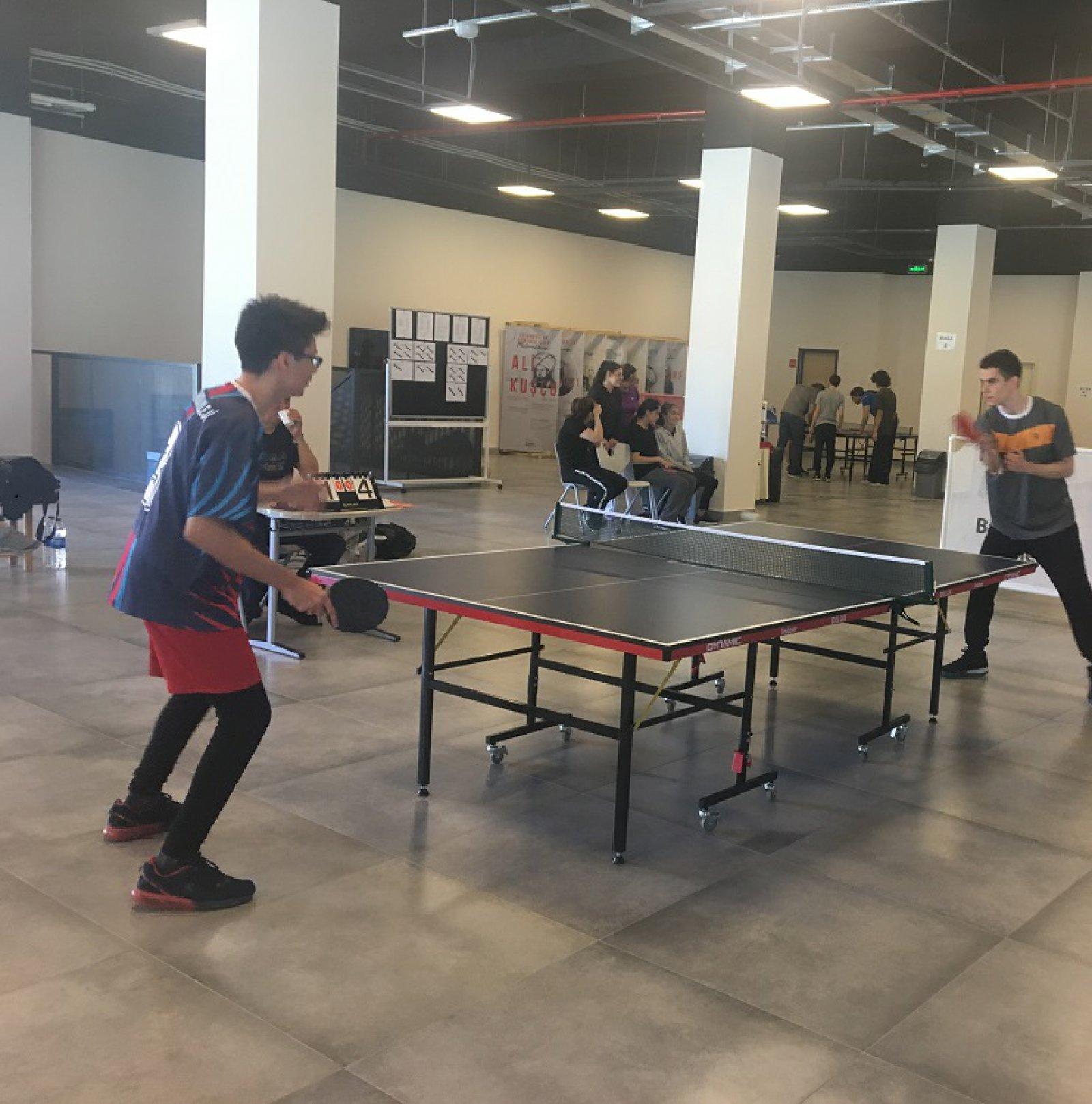 Kaymakamlık Kupası Masa Tenisi Turnuvası