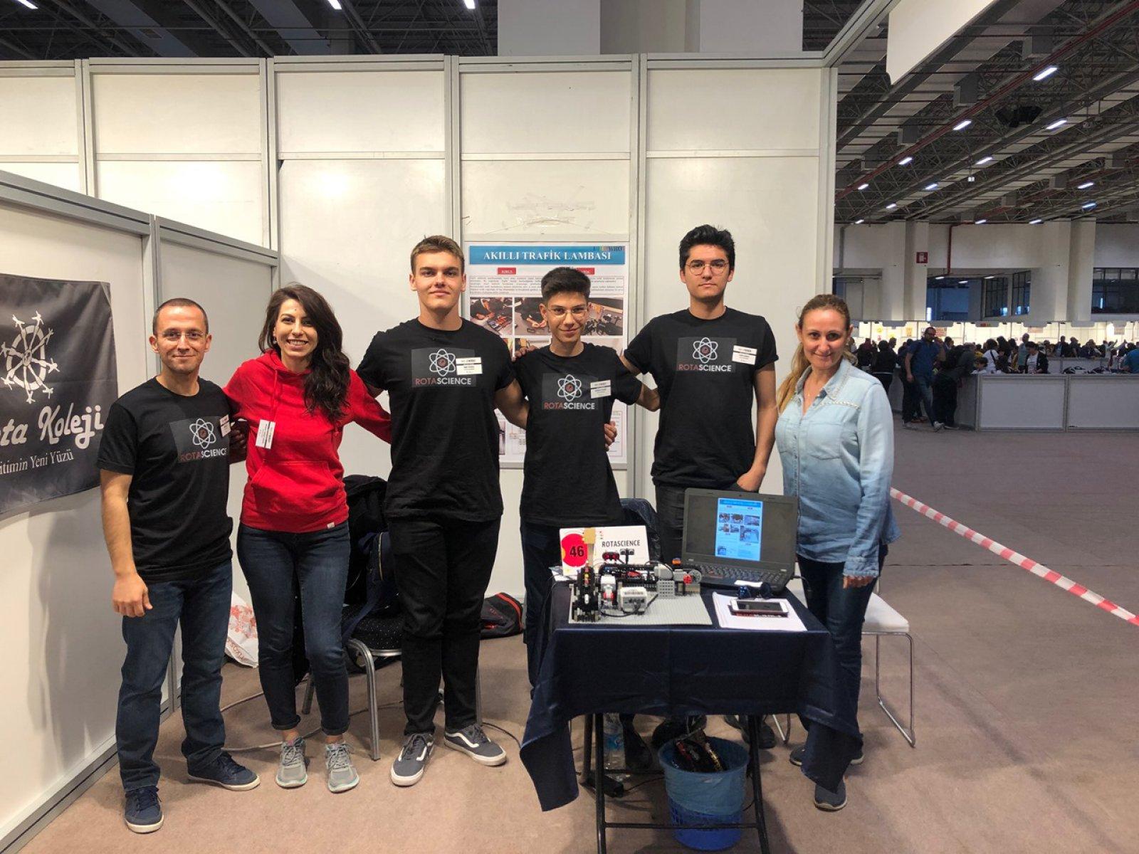 WRO-Dünya Robot Olimpiyatı-5 Türkiye Turnuvası