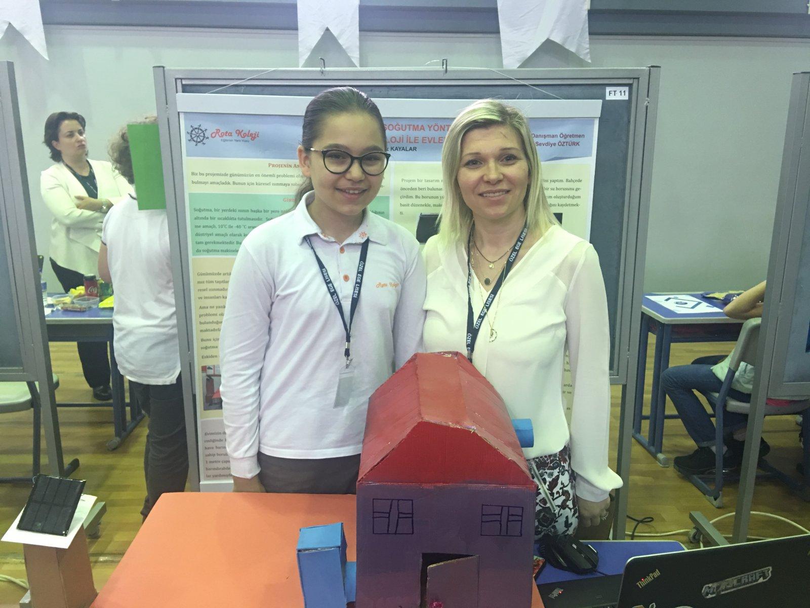 Fen Araştırma Projeleri Yarışması