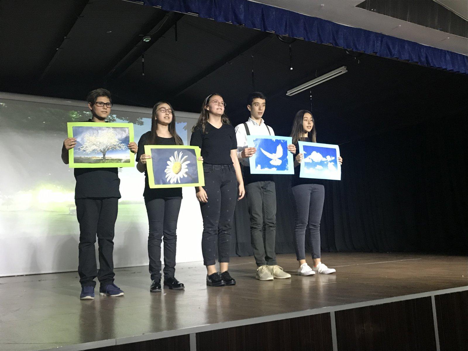 Ortaokul Tiyatro Gösterisi