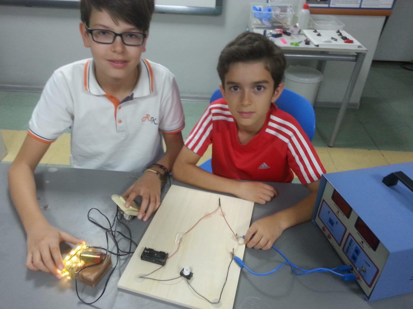 Basit Elektrik Devresi Yapımı