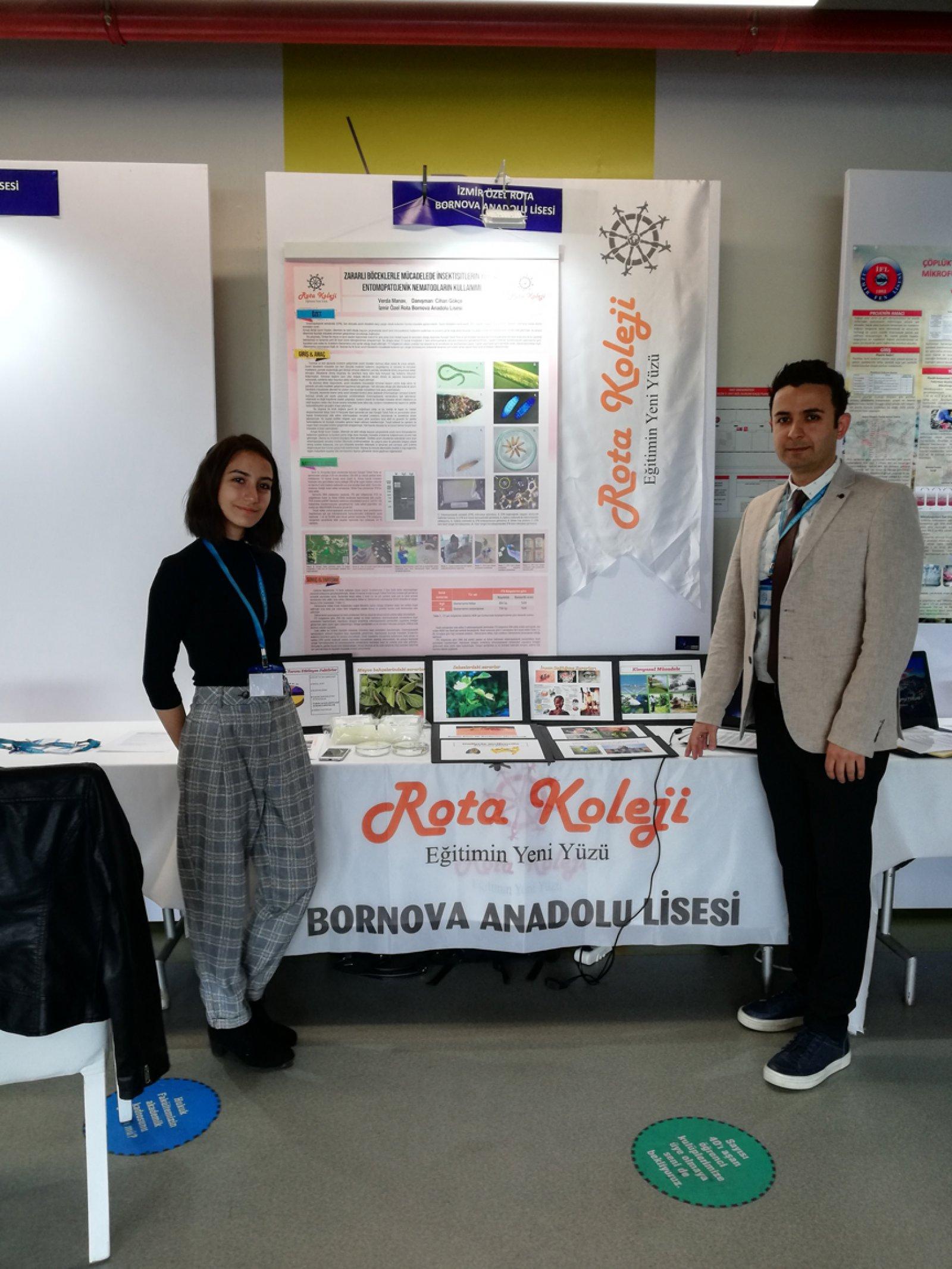 28. Uluslararası MEF Okulları Dr. İbrahim Arıkan Fen Bilimleri Araştırma Projeleri Yarışması