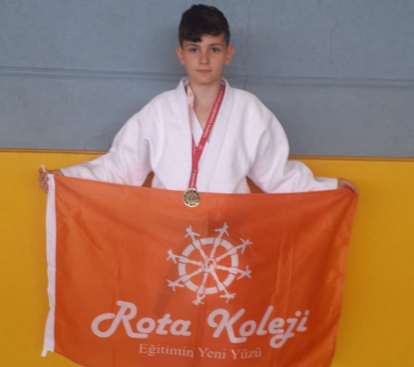 Judo'da il birinciliği
