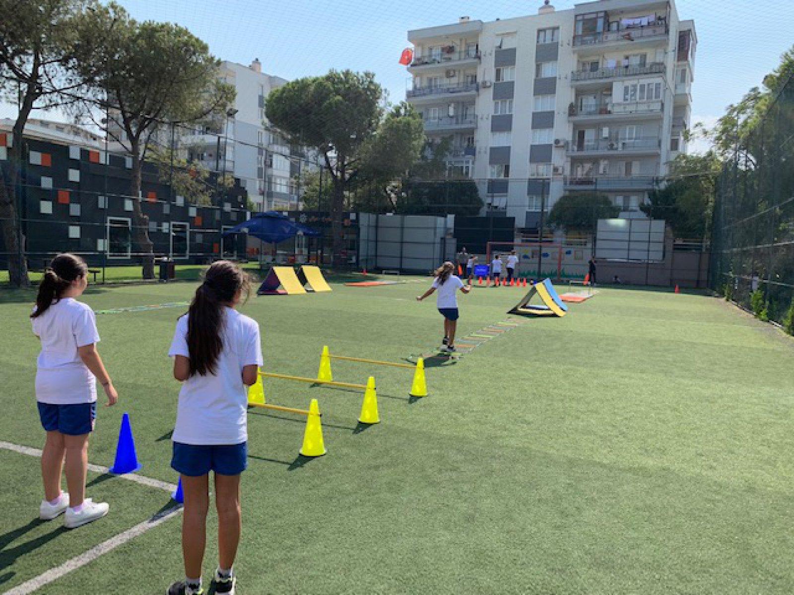 5.sınıflar Spor Etkinlik
