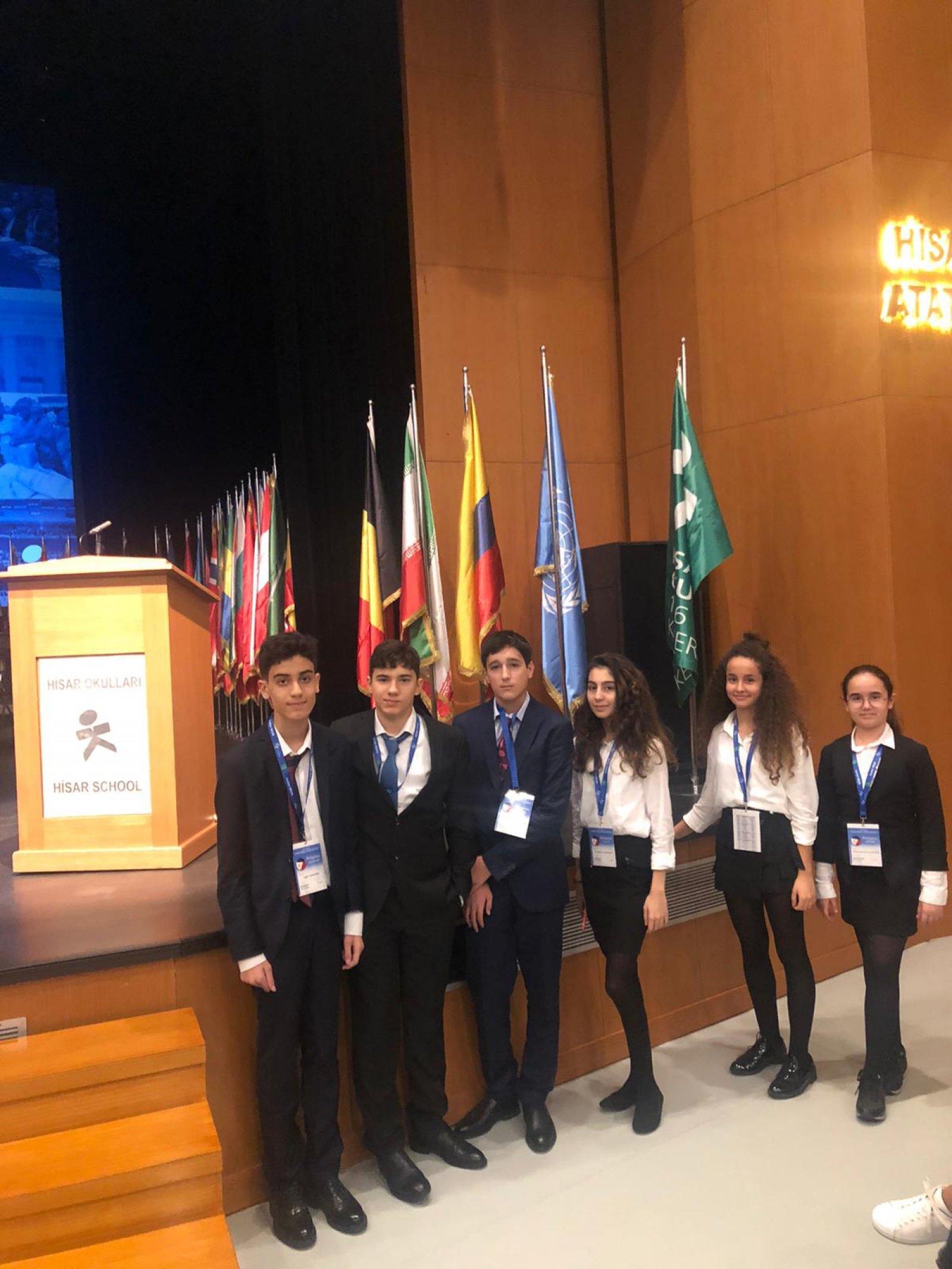 Hisar JMUN 2019 Konferansı