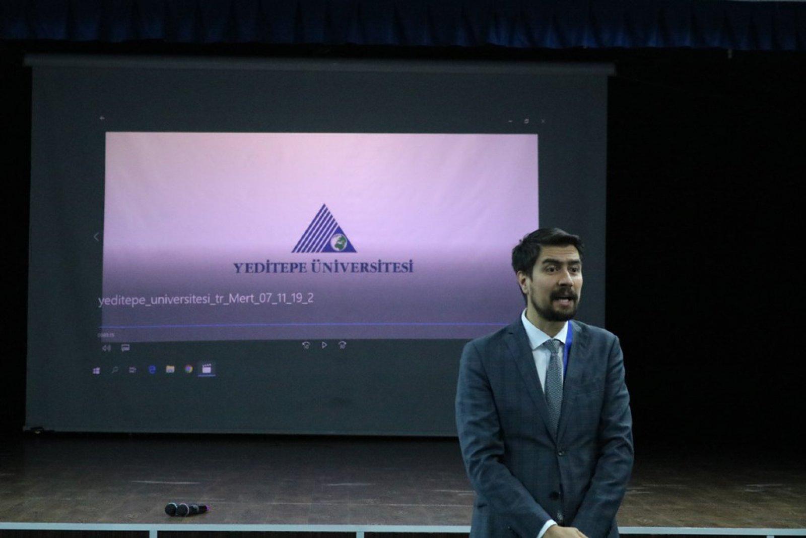 Yeditepe Üniversitesi Tanıtım Semineri