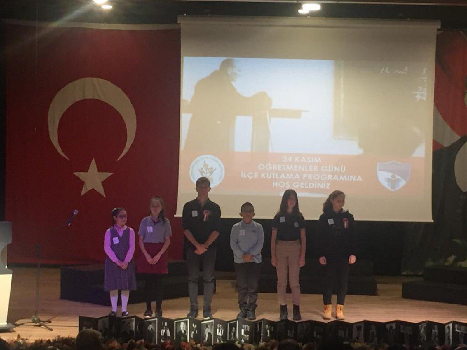 24 Kasım Öğretmenler Günü Şiir ve Kompozisyon Yarışması
