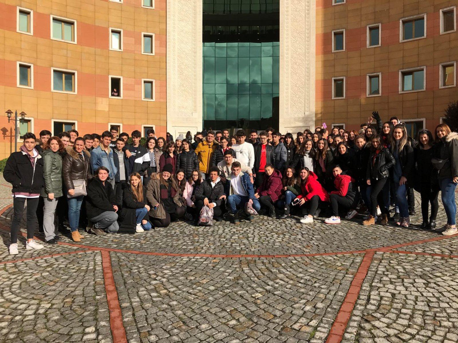İstanbul Üniversite Tanıtım Gezisi
