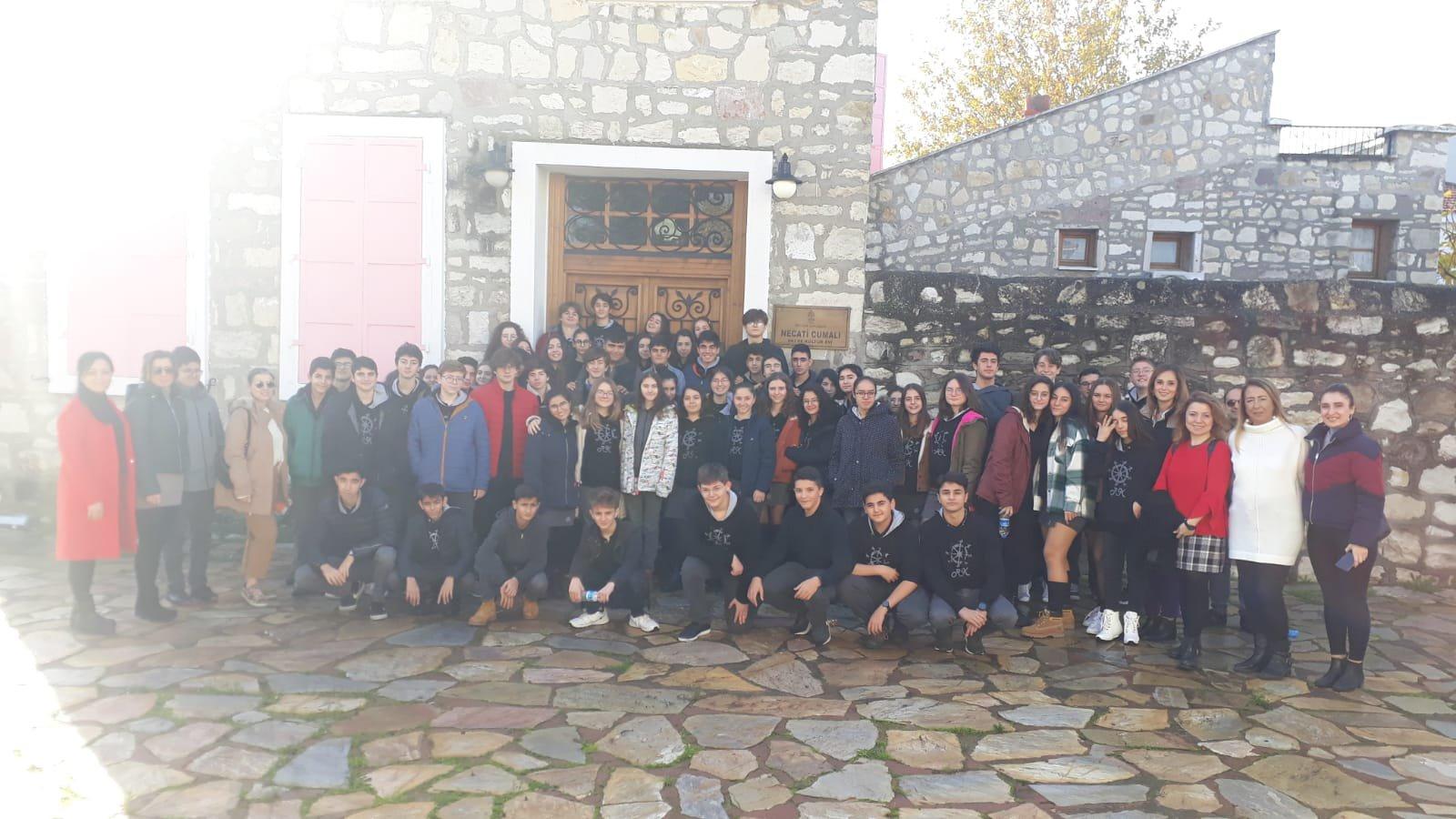 Necati Cumalı Kültür ve Anı Evi Gezisi