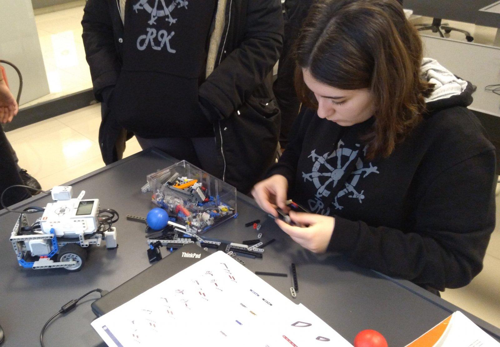 Mekanik Uygulamalı Programlama Dersi
