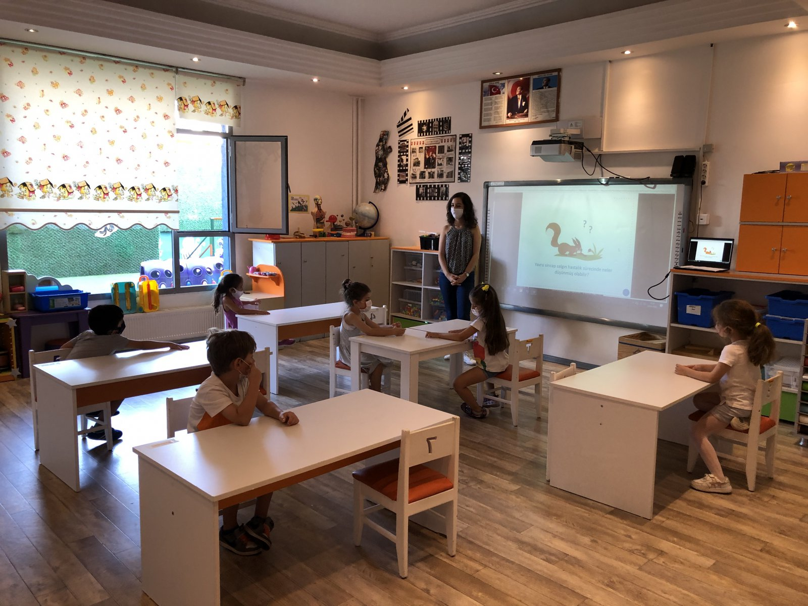 Ana Sınıfı Öğrencileri İçin Psikososyal Destek Programı (1.2.3. Oturumlar)