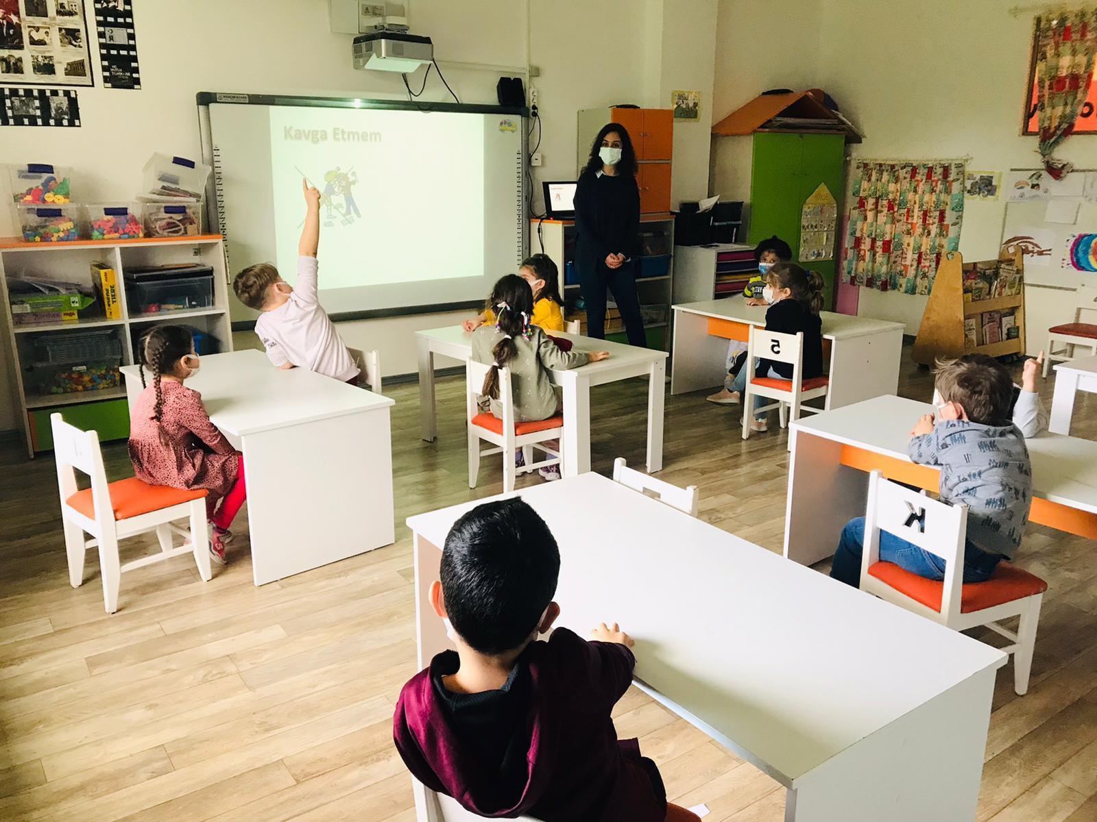 Pozitif Davranışlar Eğitimi